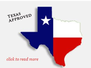 Approved and Accepted by Texas Courts